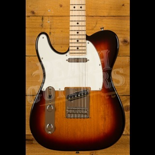 Fender Player Series Tele Left Handed Maple Neck 3TSB