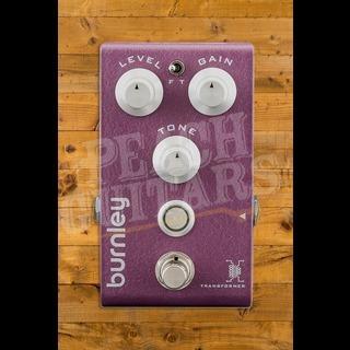 Bogner Burnley V2 Distortion - Custom Audio Transformer