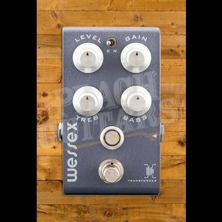 Bogner Wessex V2 Overdrive - Custom Audio Transformer