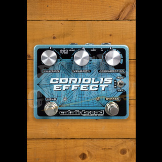 Catalinbread Coriolis Freeze Effect