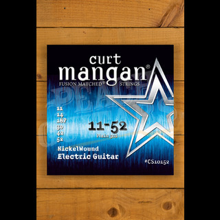 Curt Mangan 11-52 Nickel Wound Plain 3rd