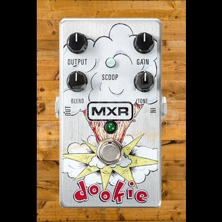 MXR Green Day Dookie Drive V2 Custom Artwork