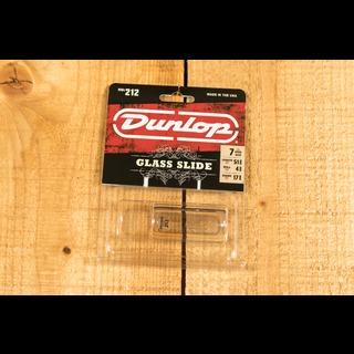 Jim Dunlop 212 Glass Slide Heavy - Small Short