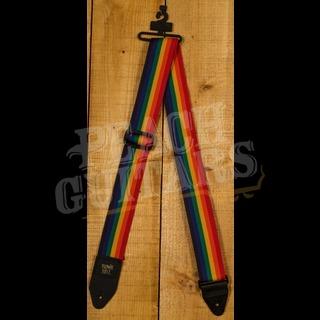 Ernie Ball Polypro Strap Rainbow