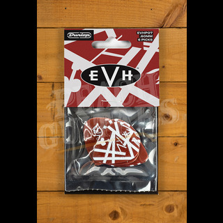 Dunlop Picks - EVH Shark Max Grip - Pack 6