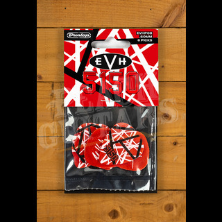 Dunlop Picks - EVH 5150 Variety Pack - Pack 6