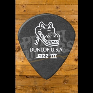 Dunlop Picks - Gator Grip Jazz III 1.40mm