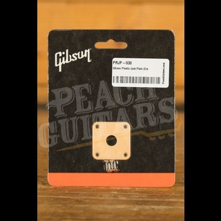 Gibson Plastic Jack Plate (Creme)