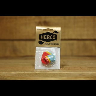 Dunlop Picks - Herco Thumb Picks - Players Pack