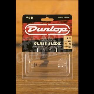 Jim Dunlop 211 Glass Slide Heavy Small