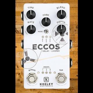 Keeley ECCOS Neo-Vintage Tape Delay