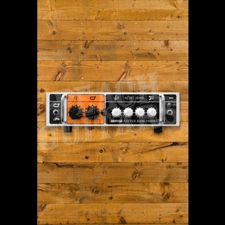 Orange Little Bass Thing 500w Bass Head