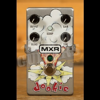 MXR Green Day Dookie Drive V2 Custom Artwork