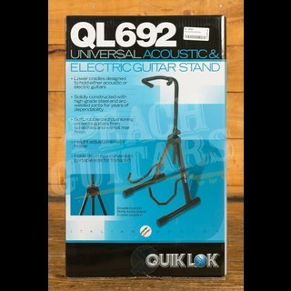 Quik Lok Universal Guitar Stand