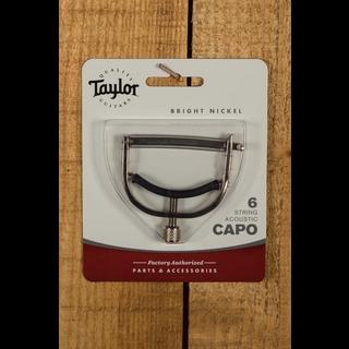 Taylor Capo 6 String Bright Nickel