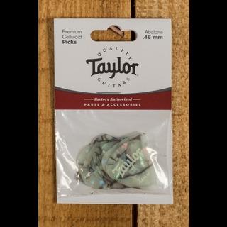 Taylor Celluloid 351 Picks Abalone 0.46
