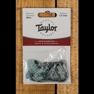 Taylor Premium 351 Thermex Ultra Picks Abalone 1.5