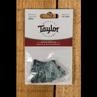 Taylor Premium 351 Thermex Ultra Picks Abalone 1.0