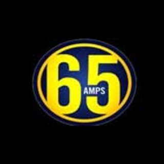 65 amps logo