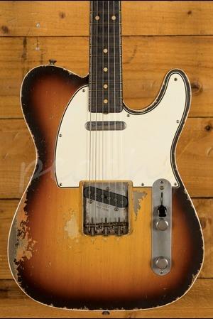 Fender Custom Shop '60 Tele Custom Dale Wilson Masterbuilt 3TSB