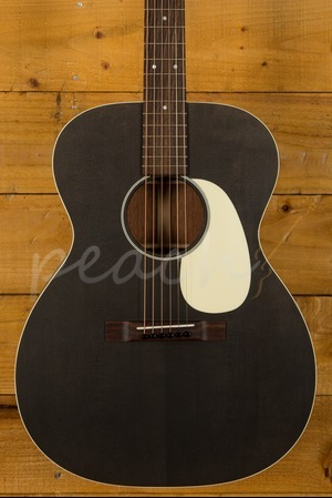 Martin 000-17 Black Smoke | Fishman Matrix Infinity VT with Free Fitting