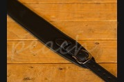 Leathergraft Buckle Guitar Strap - Black