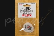 Jim Dunlop 428P Tortex Flex 12 Pack