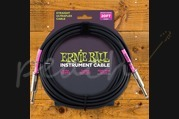 Ernie Ball Instrument Cable 20ft Black