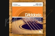 D'addario - 09-45 Extra Light Phosphor Bronze 12-String