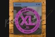 D'addario EPS520 Electric Guitar Strings