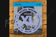 D'addario - 11-52 Medium Top/Heavy Bottom