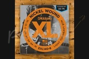 D'addario - 10-74 Light Top/Heavy Bottom 8-String