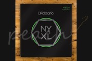 D'Addario - 8-38 NYXL Nickel Wound Extra Super Light