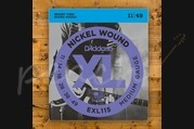 D'addario - 11-49 Blues/Jazz Medium 3-Pack