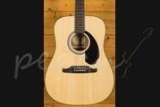 Fender FA-125 Dreadnought Acoustic Guitar Natural Finish