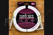 Ernie Ball Instrument Cable 10ft White