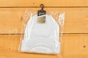Gibson Radar Knit Beanie, White