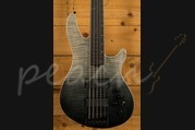 Schecter SLS Elite-5 Black Fade Burst