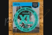D'Addario - 13-62 Baritone Light Electric Guitar Strings