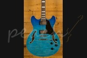 Ibanez 2019 AS73FM-AZG Azure Blue Gradation