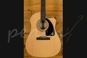 Epiphone AJ-100CE Electro Acoustic Guitar - Natural