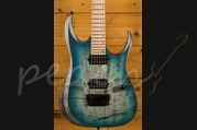 Ibanez 2019 RGD61AL-SSB Stained Sapphire Blue Burst