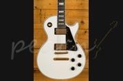 Gibson Les Paul Custom Alpine White Gold Hardware
