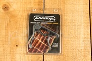 Dunlop Trigger Capo Curved - Smoked Chrome