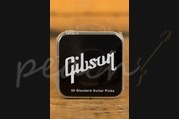Gibson Pick Tin Pack of 50 Heavy