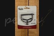 Taylor Capo 12 String Black Nickel