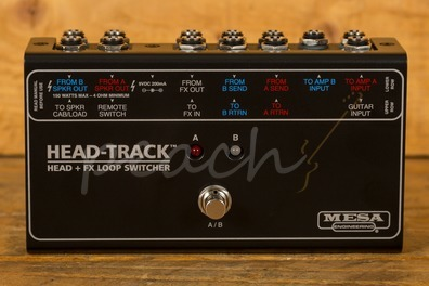 Mesa Boogie Head-Track Amp & FX Switcher