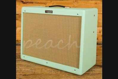fender hot rod deluxe iv limited edition surf green