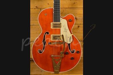 Gretsch G6120T Players Edition Nashville - Orange Stain