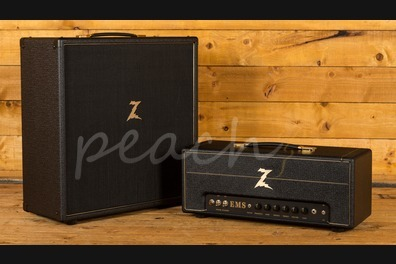 DR Z EMS Head & Matching 2x12 cabinet - Peach Guitars